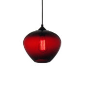 Red Rustica – Luminosa Lighting