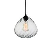 Transparent Twister – Luminosa Lighting