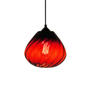Red Twister - Luminosa Lighting