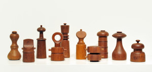 Jens Quistgaard Salt and Pepper Shakers