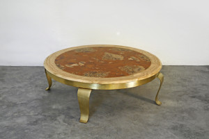 Muller Brothers Onyx Coffee Table