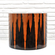 Rosewood Drum Table