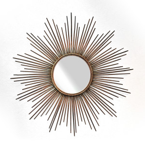 Sunburst Mirror by Chaty of Vallauris