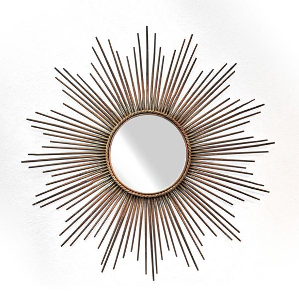 Sunburst Mirror by Chaty of Vallauris